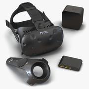 HTC Vive套装 3d model