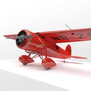 Амелия Эрхарт Vega 5B 3d model
