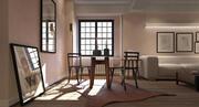Livingroom Interior 3d model