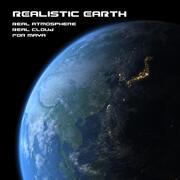 .realistisk jord 3d model