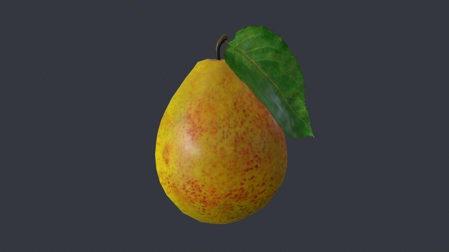 Cibo: frutta e verdura royalty-free 3d model - Preview no. 18