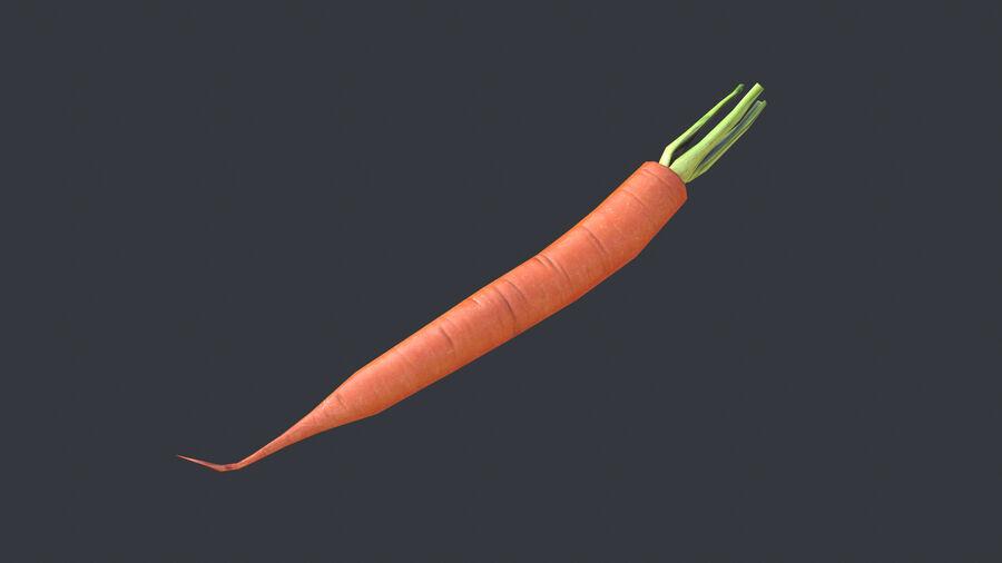 Cibo: frutta e verdura royalty-free 3d model - Preview no. 7