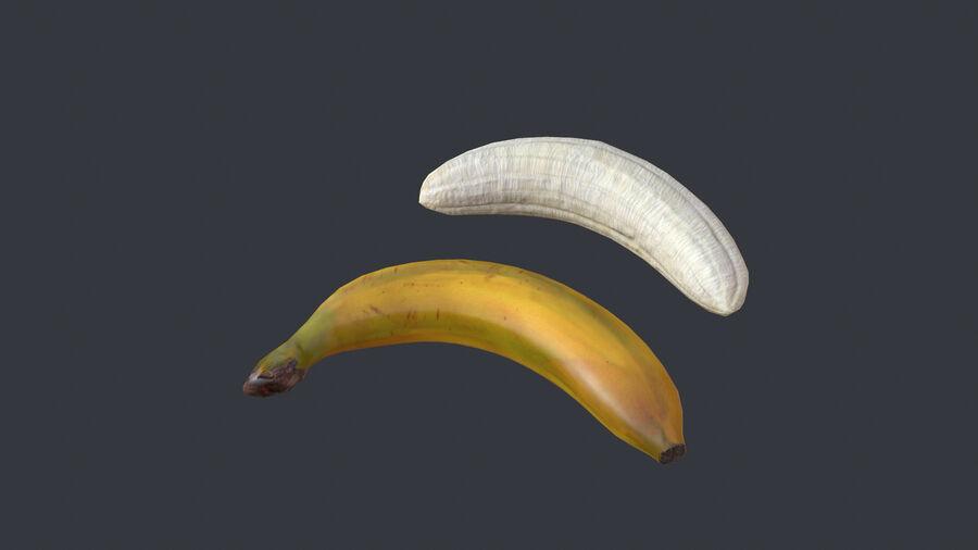 Cibo: frutta e verdura royalty-free 3d model - Preview no. 3