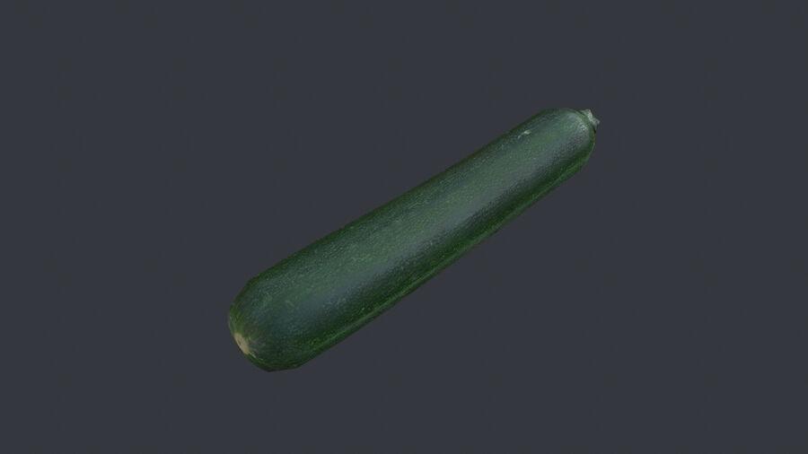 Cibo: frutta e verdura royalty-free 3d model - Preview no. 9