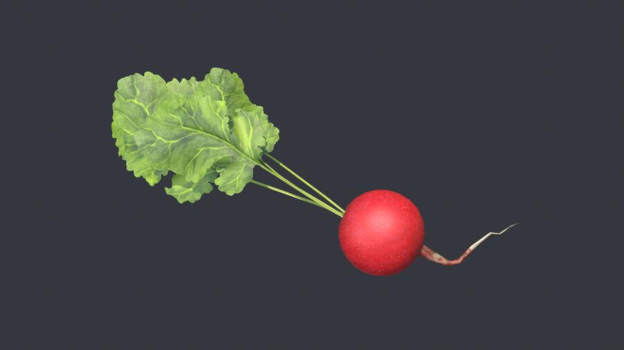 Cibo: frutta e verdura royalty-free 3d model - Preview no. 20