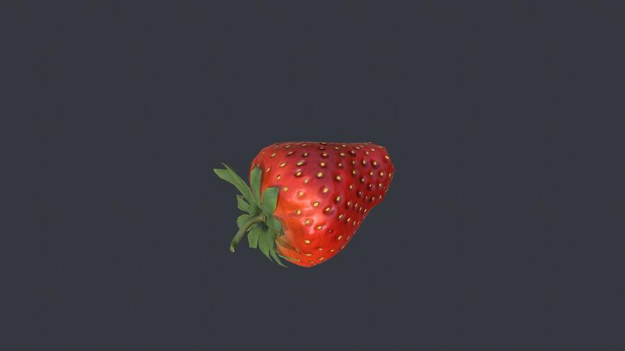 Cibo: frutta e verdura royalty-free 3d model - Preview no. 25