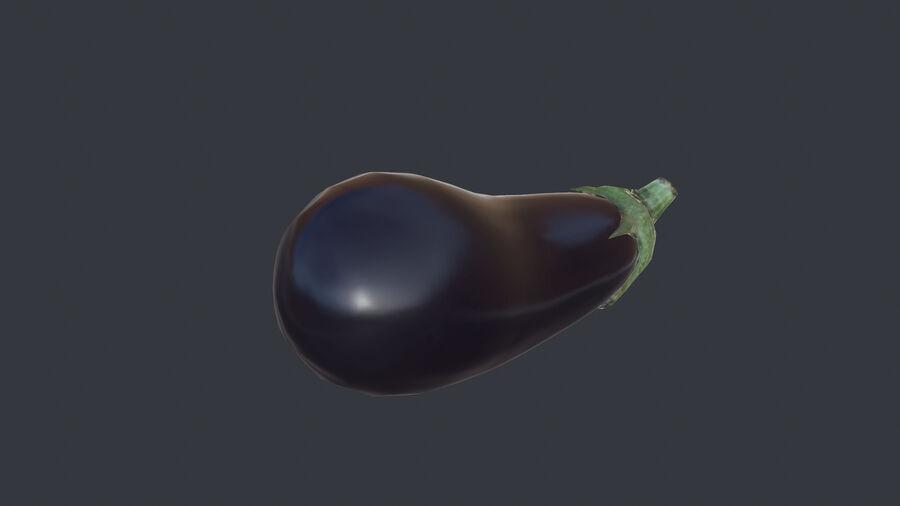 Cibo: frutta e verdura royalty-free 3d model - Preview no. 13