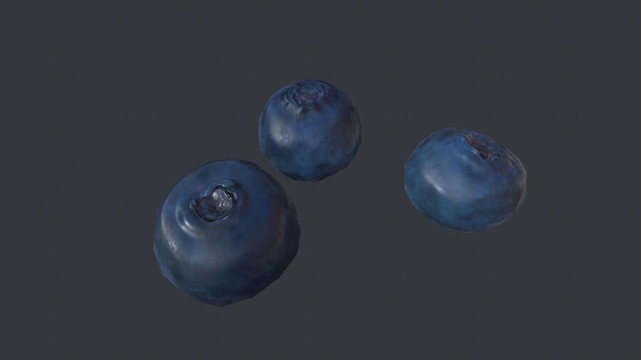 Cibo: frutta e verdura royalty-free 3d model - Preview no. 4