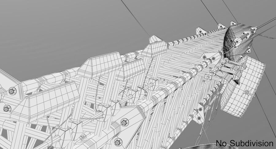 天线塔 royalty-free 3d model - Preview no. 30