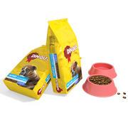 Psie jedzenie 3d model