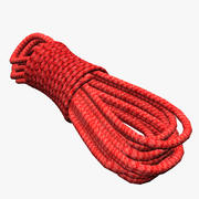 Rope Red 3d model