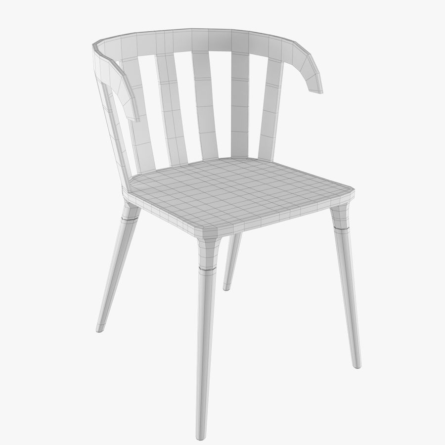ikea Ps royalty-free 3d model - Preview no. 8