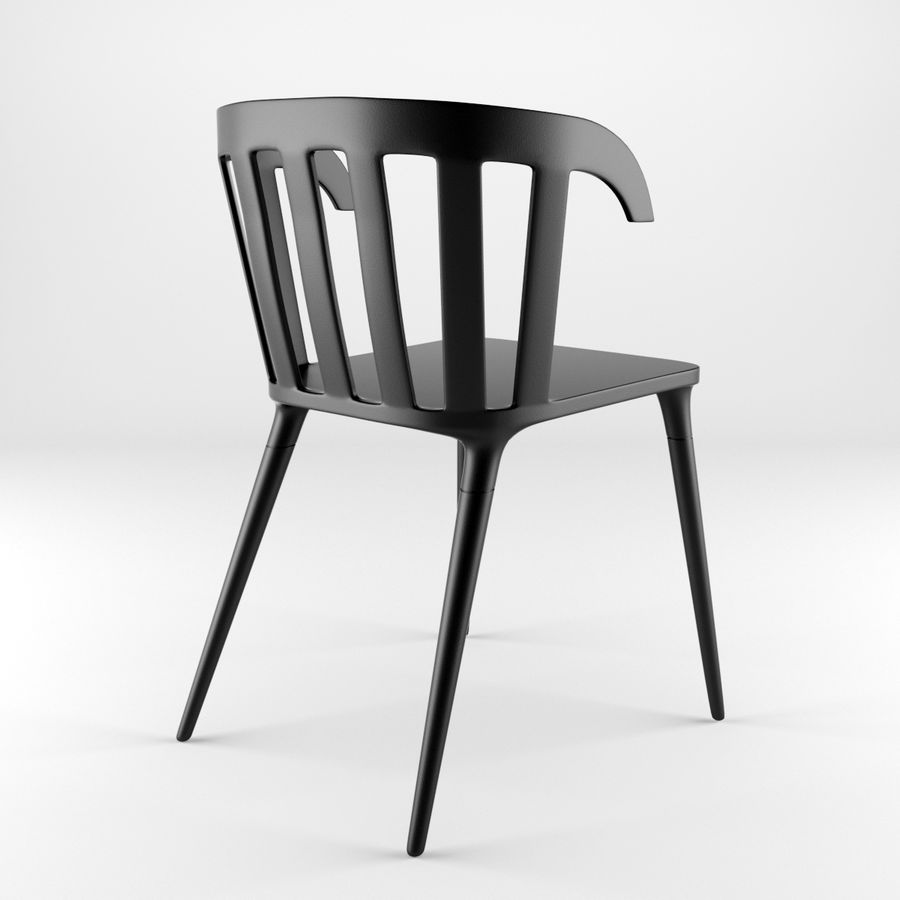 ikea Ps royalty-free 3d model - Preview no. 3