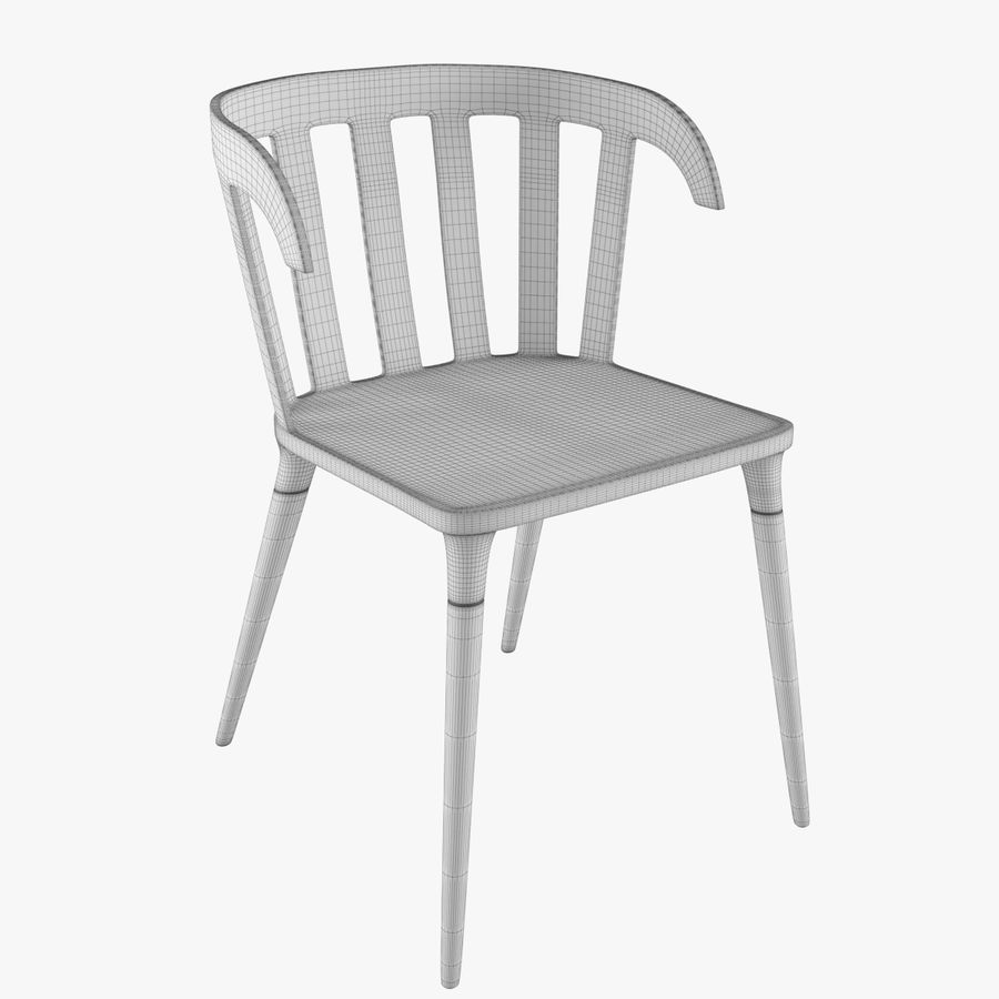 ikea Ps royalty-free 3d model - Preview no. 9
