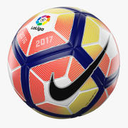 Nike Ordem 4 Ла Лига Футбол 3d model