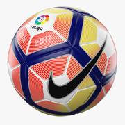 Nike Ordem 4 La Liga Football 3d model