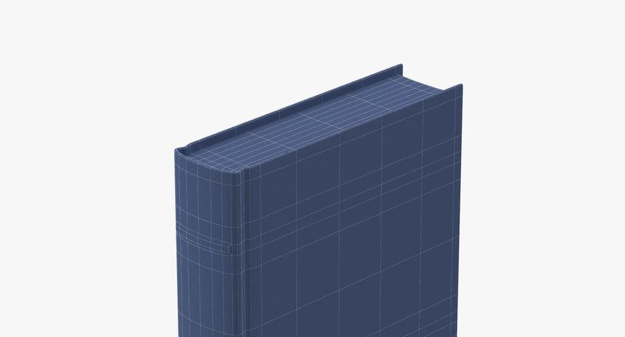 クラシックブック02スタンディング royalty-free 3d model - Preview no. 13