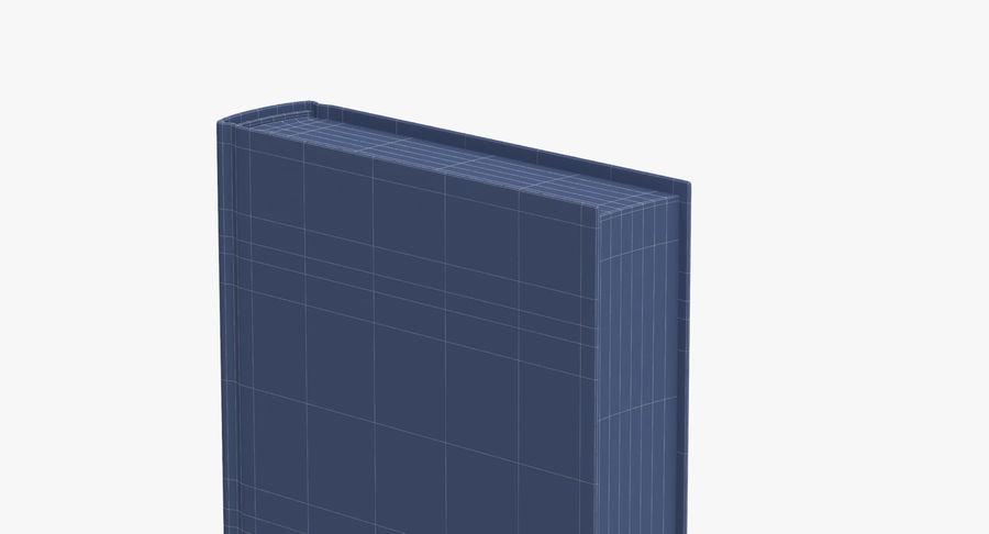 クラシックブック02スタンディング royalty-free 3d model - Preview no. 12