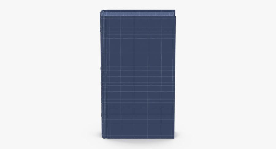 クラシックブック02スタンディング royalty-free 3d model - Preview no. 10