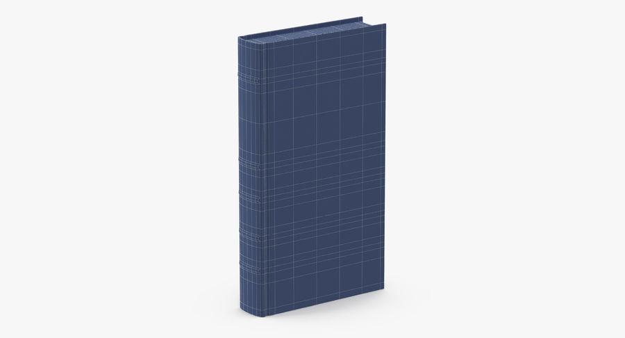 クラシックブック02スタンディング royalty-free 3d model - Preview no. 9