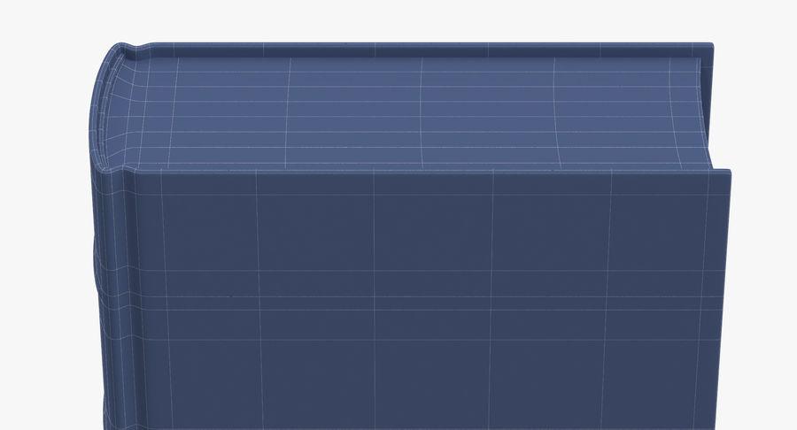 クラシックブック05スタンディング royalty-free 3d model - Preview no. 14