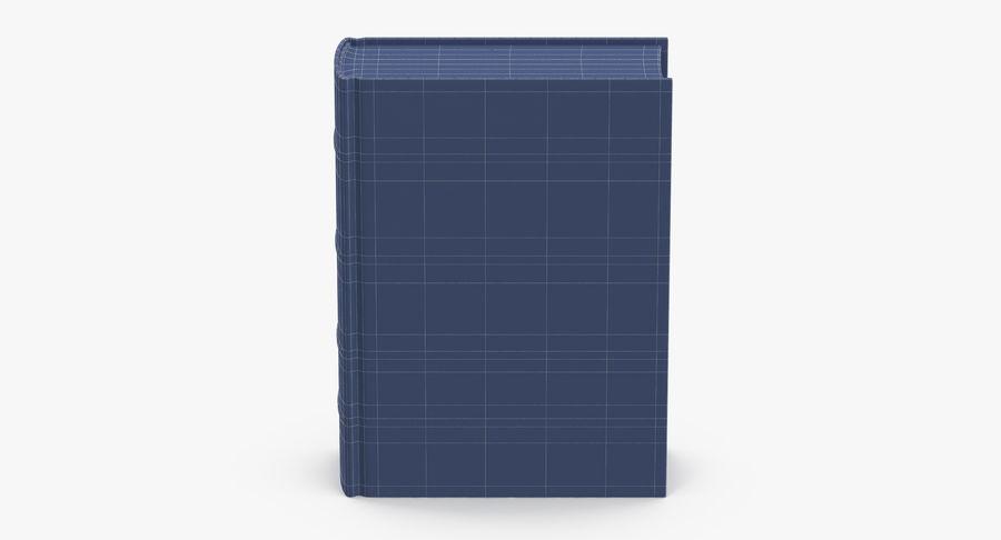 クラシックブック05スタンディング royalty-free 3d model - Preview no. 10