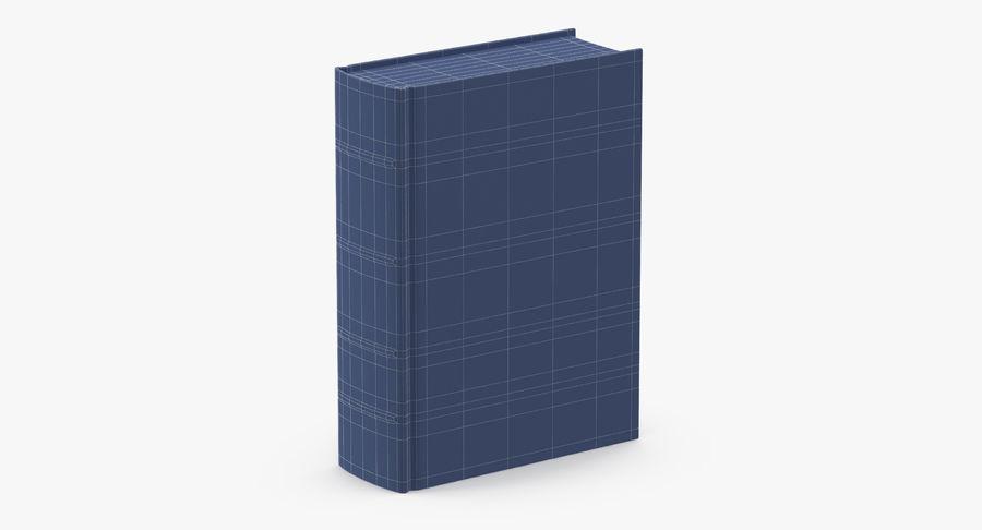 クラシックブック05スタンディング royalty-free 3d model - Preview no. 9