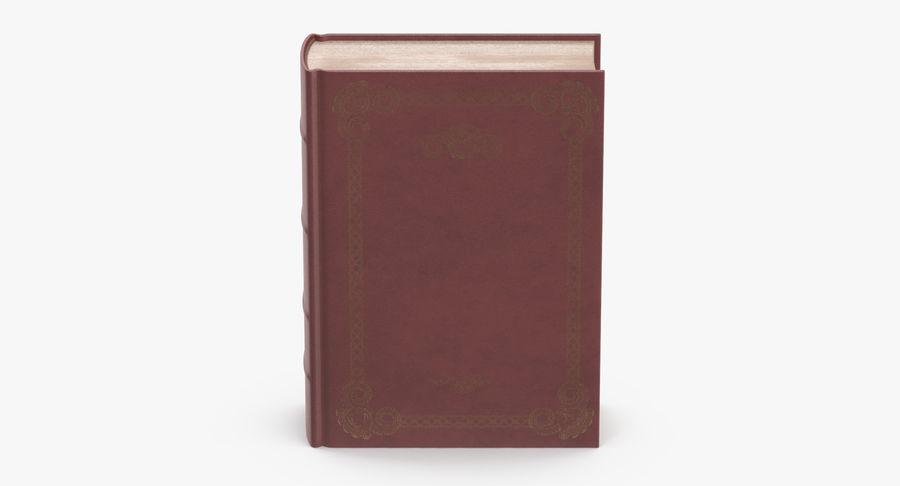クラシックブック05スタンディング royalty-free 3d model - Preview no. 4