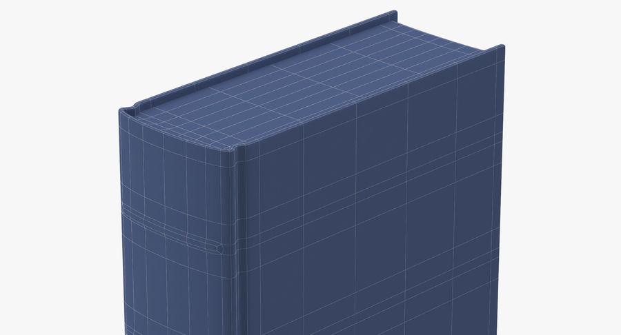 クラシックブック05スタンディング royalty-free 3d model - Preview no. 13