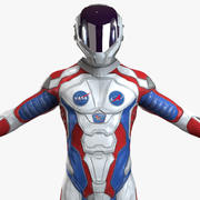 Astronaut-2 3d model
