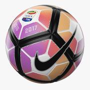 Nike Ordem 4 Serie A Football 3d model