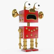 メカニッケロボット 3d model