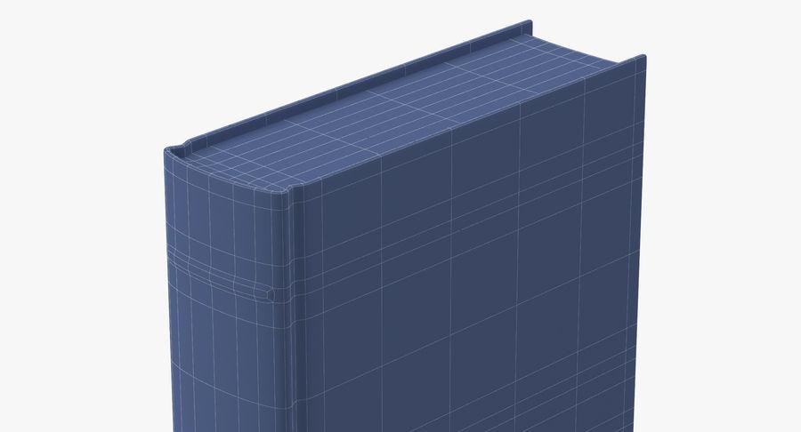 クラシックブック01立ち royalty-free 3d model - Preview no. 13