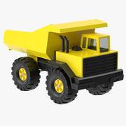 Ciężarówka do zabawy 01 3d model