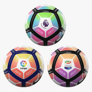 Nike Ordem 4 Football Collection 3d model