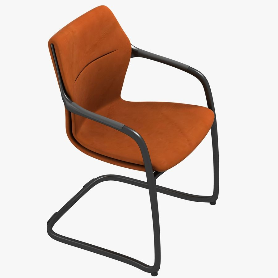 Brunner Ray Chair 3D Model $39 -  obj  fbx  3ds  max - Free3D