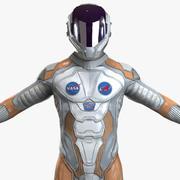 Astronaut-3 3d model