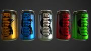 Bebida Dragón modelo 3d
