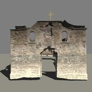 St. Ivan Rilski - Church 3d model