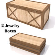 Mücevher kutusu 3d model