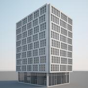 Appartement V-Ray 3d model