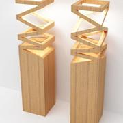 Işık Fikstürü-001 3d model