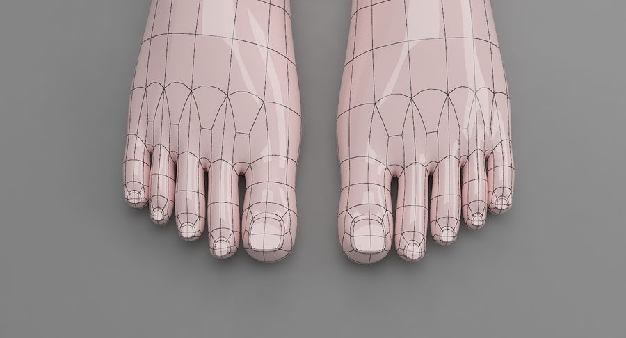 Stopa royalty-free 3d model - Preview no. 7