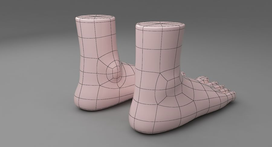 Stopa royalty-free 3d model - Preview no. 8