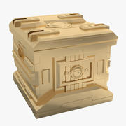 Sci_Fi_Box 3d model
