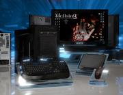 Computadora personal modelo 3d