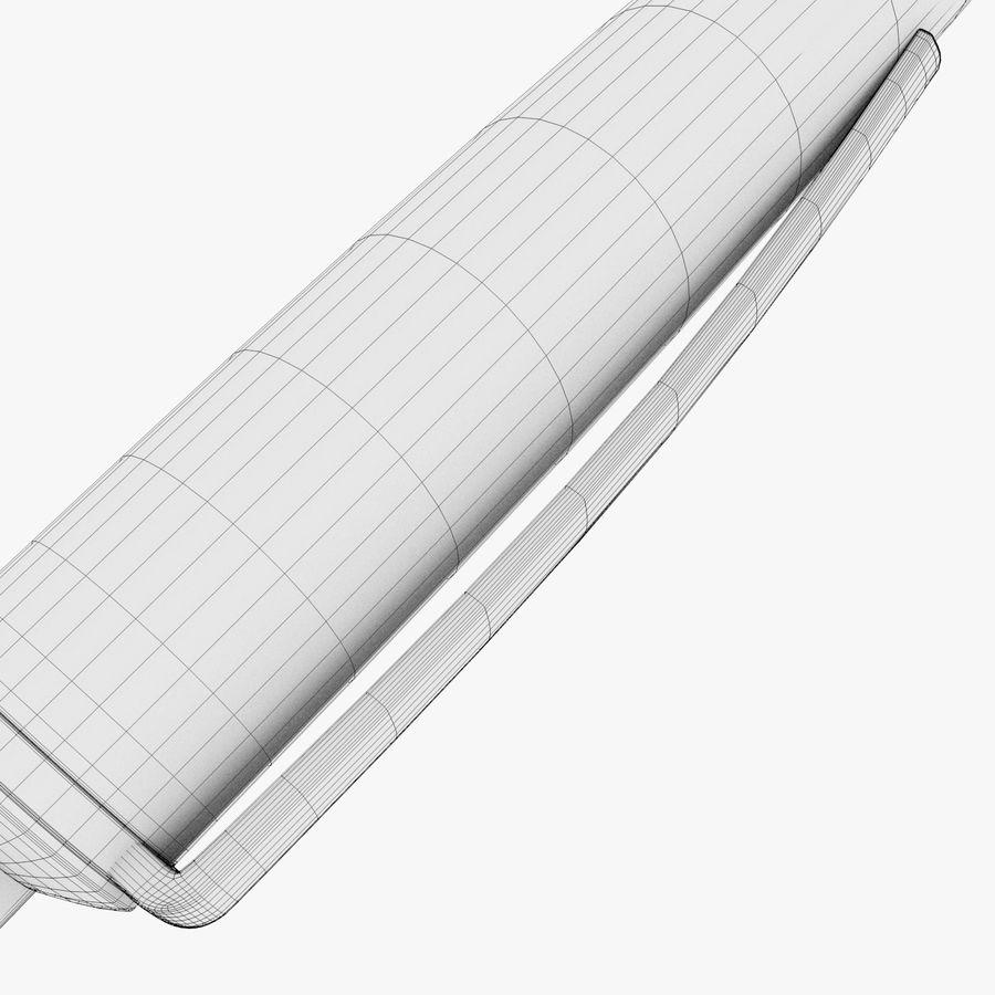 Pen royalty-free 3d model - Preview no. 15