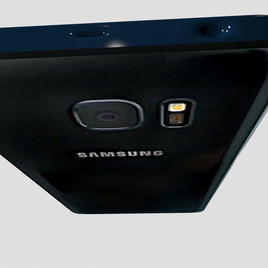 삼성 S6 금이 화면 royalty-free 3d model - Preview no. 4