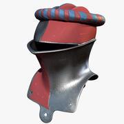 Рыцарский шлем 3d model