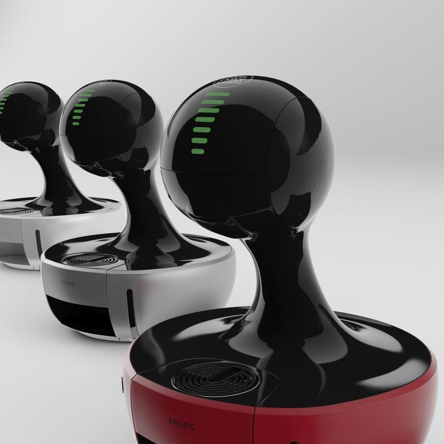 Dolce Gusto Bırakma royalty-free 3d model - Preview no. 2